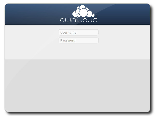 Owncloud linux console id