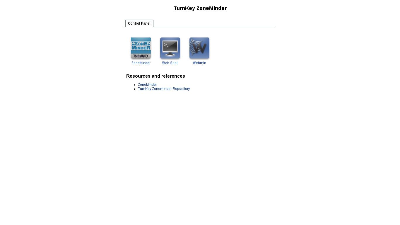 Zoneminder Functions